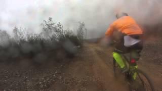DESAFIO ISCHIGUALASTO 2013  - Mountain bike Largada master B1  primeros 15