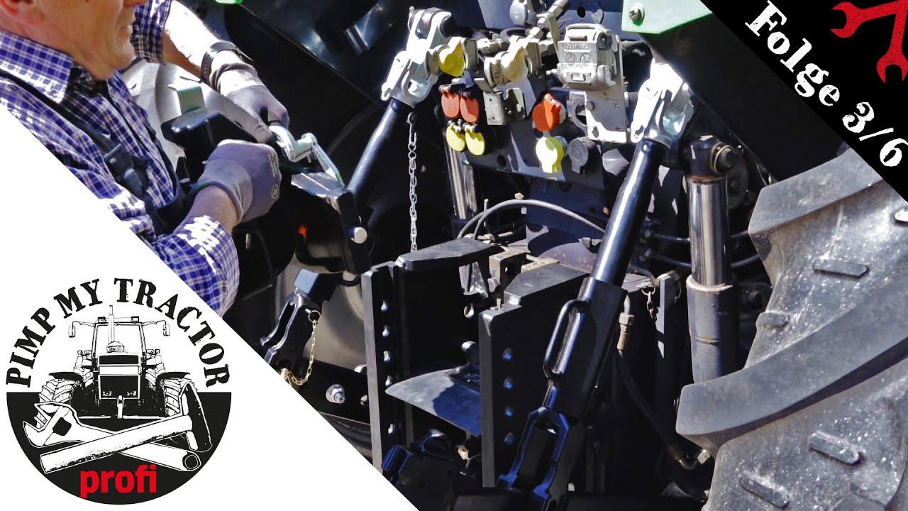 Pimp my Tractor - Teil 3: Heck-Tuning | profi #Praktisch