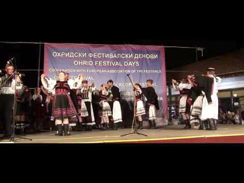 "International Folk Festival ""OHRID PEARL"" Macedonia 2017"