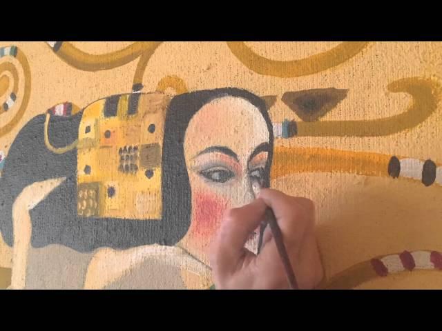 Cooking Klimt