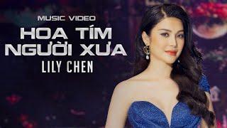 Gambar cover HOA TÍM NGƯỜI XƯA - LILY CHEN - Á quân Tình Bolero 2019