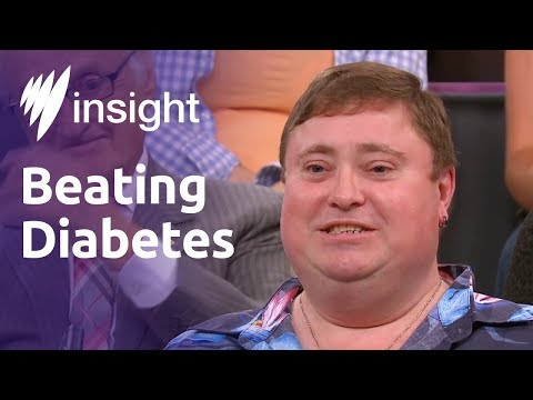 Michael Mosley attempts to tackle type 2 diabetes