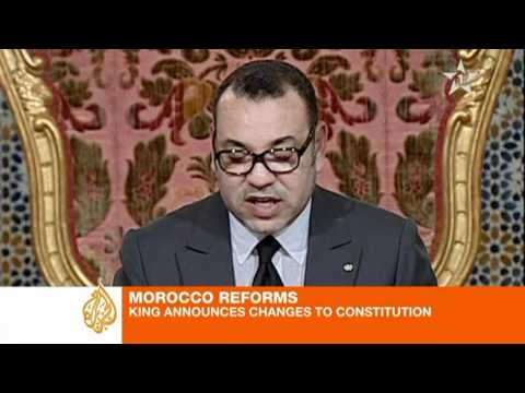 Morocco  constitutional reforms