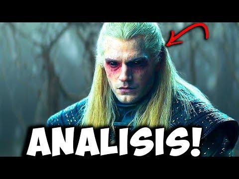 Witcher Nuevo Trailer !! Analisis Netflix