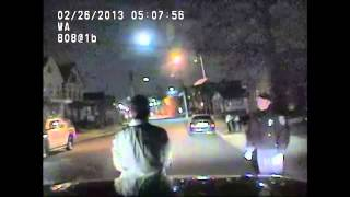 Dashcam footage of Officer Pedro Abad's 2013 stop on suspicion of DUI