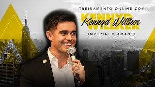 Super Treinamento On-Line GRATUITO com Kennyd Willker, Imperial Diamante da Hinode.