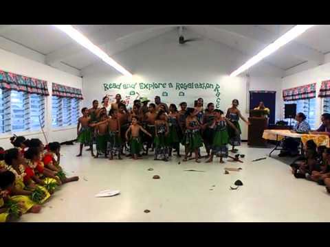 Faleasao Elementary School Thanksgiving pregram - Tokelau (part4/4)
