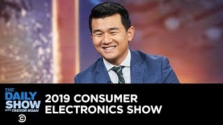 Download Today's Future Now - The Best of the 2019 Consumer Electronics Show   The Daily Show Mp3 and Videos