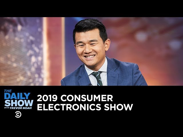 Today's Future Now - The Best of the 2019 Consumer Electronics Show | The Daily Show