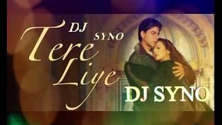 Tere Liye  DJ Remix Veer-Zaara  Shah Rukh Khan &Pretty  Dj Syno Super Sonic Music 