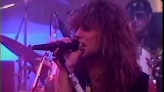 Bon Jovi - Runaway (The Tube 1986)