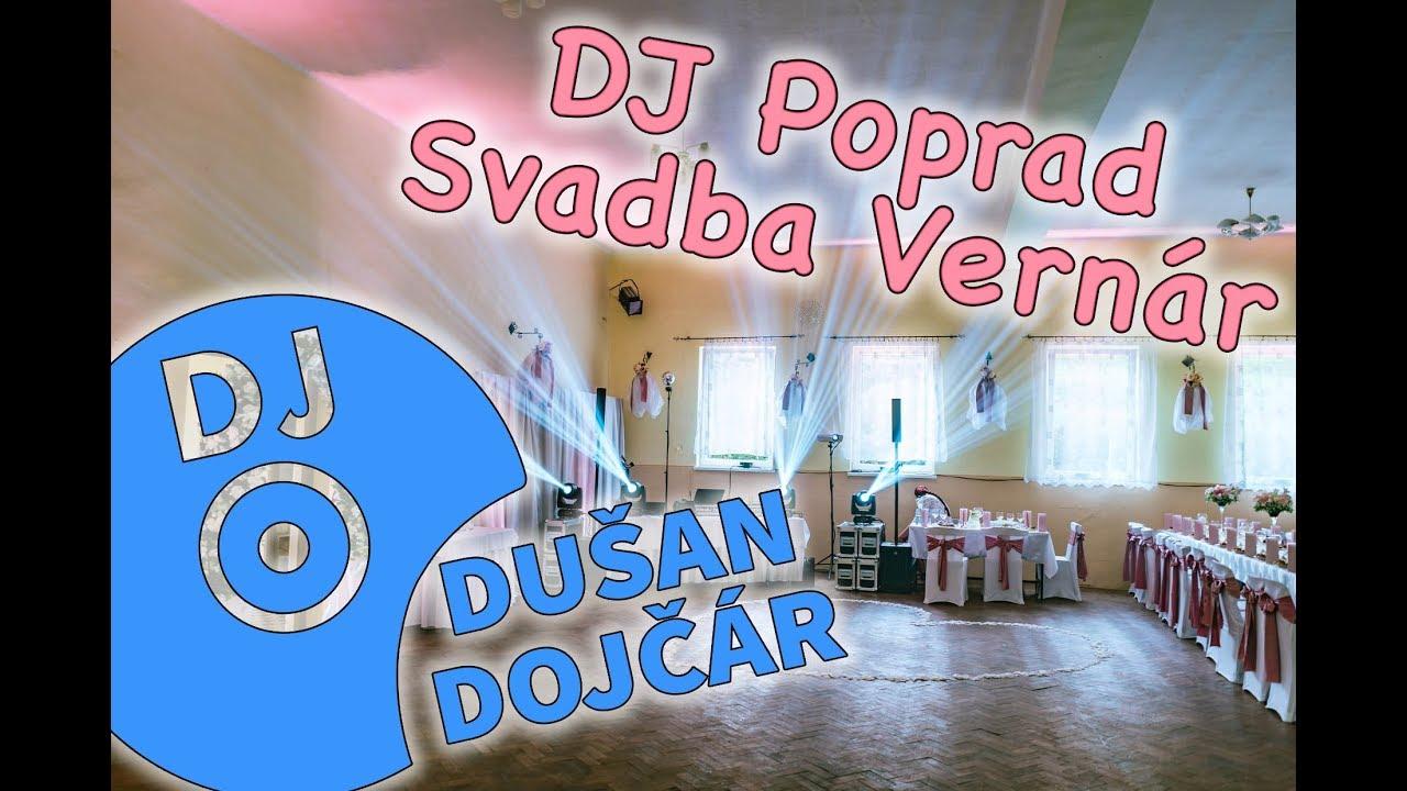 e09a53ffae Svadba Vernár - Dj Poprad - YouTube
