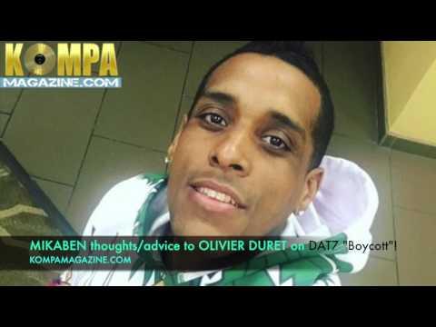MIKABEN thoughts/advice on OLIVIER DURET DAT7 boycott claim! (SOUNDBITES)