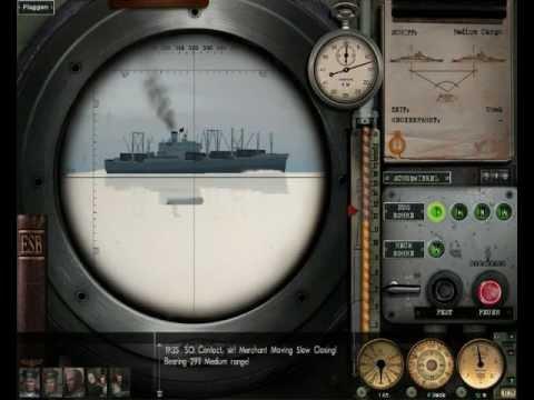 SH3 torpedo solution demonstration