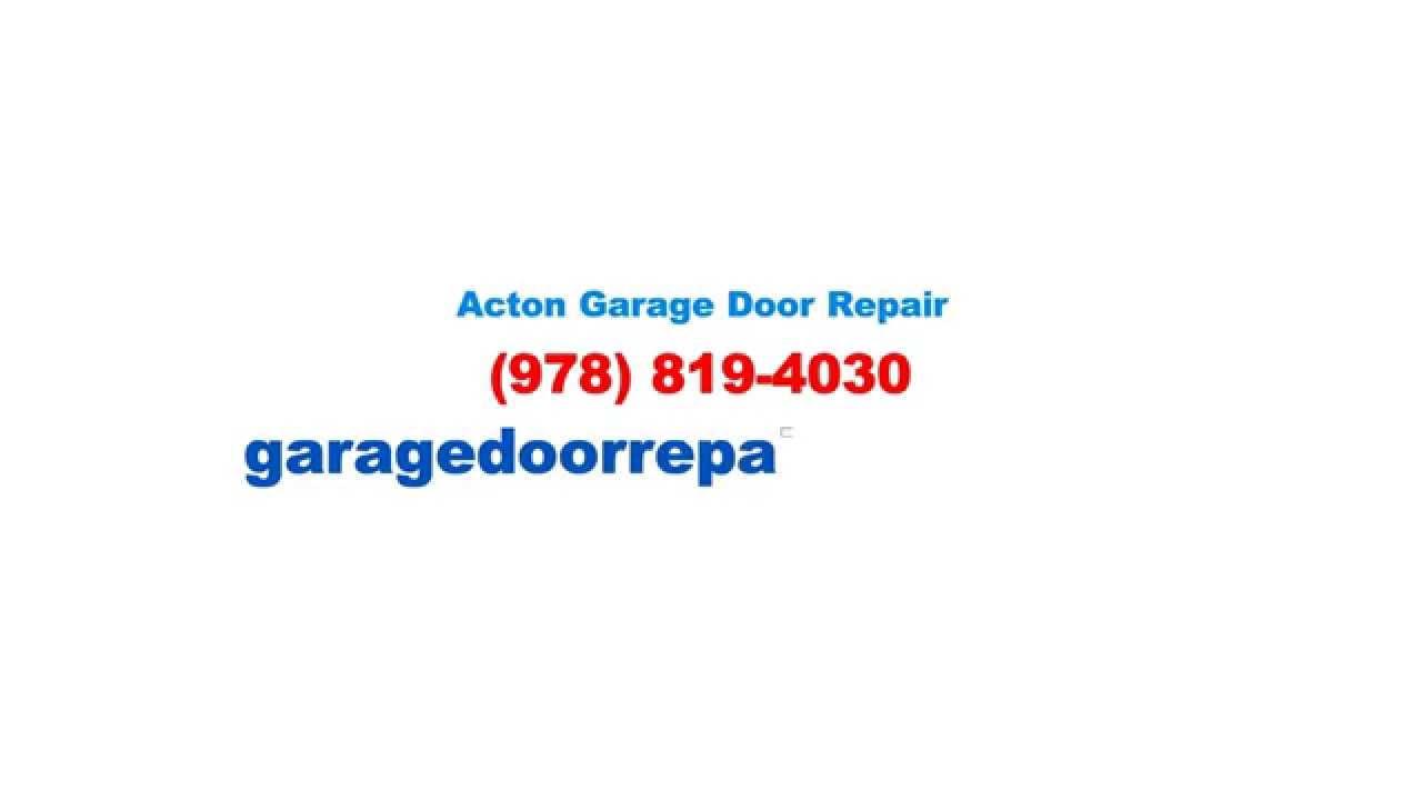 GD Garage Door Repair Acton MA 01720 | (978) 819 4030