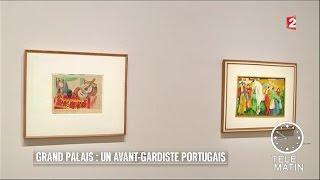 539aa4dcc5636a Expo - Grand Palais   un artiste aux multiples facettes - 20160629    QuozTube