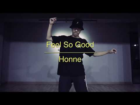 Feel so good by Honne | Choreography by Tger | Savant Dance Studio(써번트댄스튜디오)