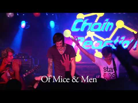 Of Mice & Men - Seven Thousand Miles For What (Live at Chain Reaction) [HD]