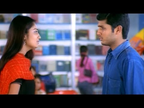 Sambaram Movie || Beautiful Climax Scene || Nitin , Nikita