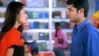 Sambaram Movie || Beautiful Climax Scene || Nitin , Nikita