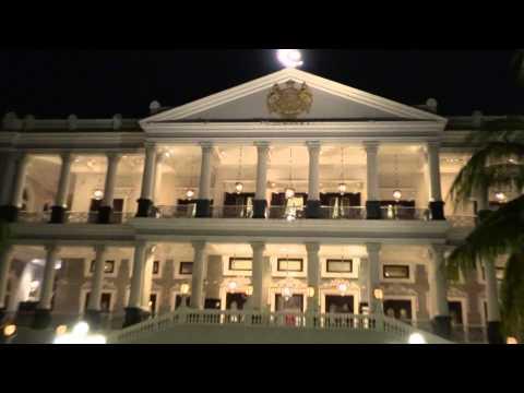 Taj Falaknuma - Palace Facade - HD 1080p