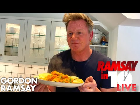 Gordon Ramsay Shows How To Make An Easy Curry At Home | Ramsay in 10