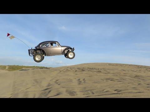 Juniper Dunes Play Day Spring 2017 - The Return of the Baja Bug