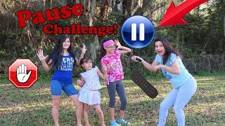 24 hours PAUSE Challenge!