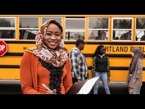 Resettled Sudanese refugee gives back to U.S. community (Trailer)