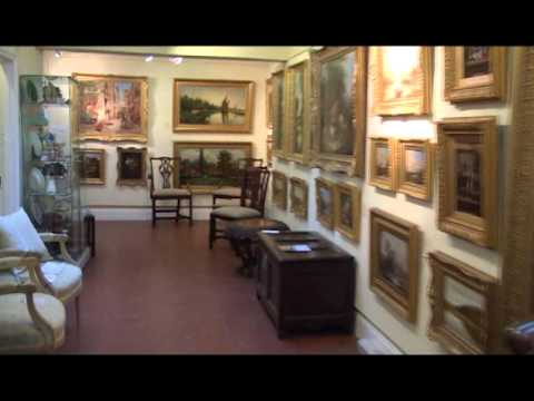 John Bly's Beginner's Guide to Collecting Antiques Trailer