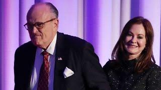Giuliani withdraws Trump cabinet candidacy
