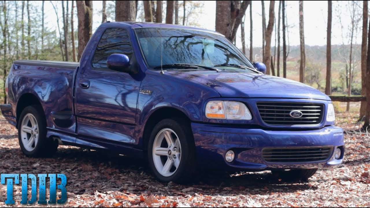 ford lightning review the powerful sketchy sleeper truck youtube. Black Bedroom Furniture Sets. Home Design Ideas