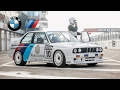 BMW M3 e30 DTM & GROUP A (Onboard, Sound, Engine..)