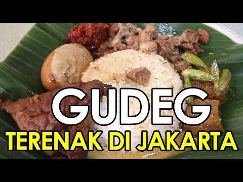 Gudeg Terenak di Jakarta Selain di Gudeg Batu Tulis Hayam Wuruk Ada Tidak? Kuliner Legendaris