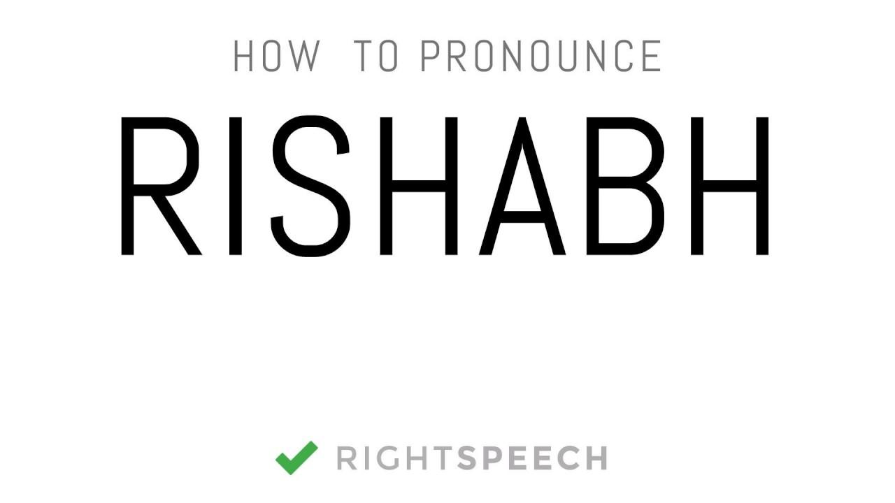 rishabh name ke
