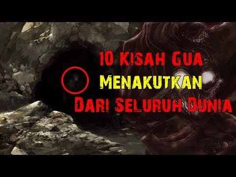 10 Gua Menakutkan Dari Seluruh Dunia