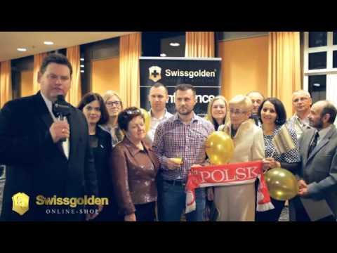 Advertising partners of Swissgolden in Munich  Poland Team - goldteam24k