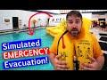 Flight Attendant Training + Emergency Landing Evacuation ...