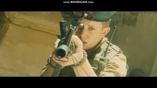 Зомби прорвались через стену в Иерусалим - Война миров Z(2013) - Момент из фильма.
