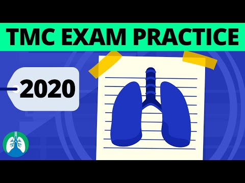 Best TMC Practice Questions for 2020 ��| Respiratory Therapy Zone