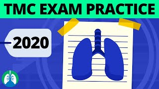 Best TMC Practice Questions for 2020 📝| Respiratory Therapy Zone
