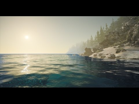 [UE4] Ocean Beach Shader