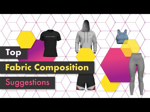 The BEST Fabric Compositions For Your Sportswear Collection