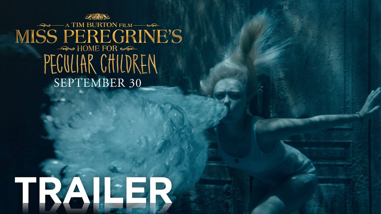 Download Miss Peregrine's Home for Peculiar Children | Official HD Trailer #2 | 2016