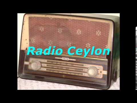Aapki Pasand Part-1~Radio Ceylon 16-03-2013~Morning~Part-2