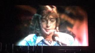 Barry Manilow San Antonio 2016 I Made It Through The Rain and Mandy