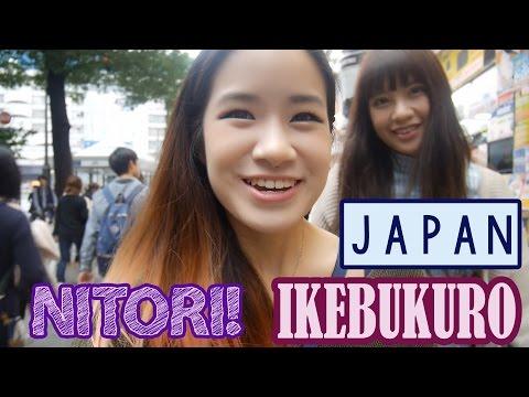 Furniture Shopping in JAPAN | NITORI | KimDao in JAPAN