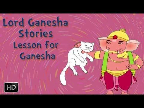 Ganesha Short stories: Parvati teaches lesson to Ganesha