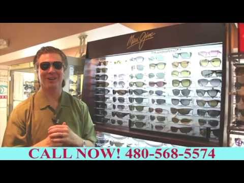 Maui Jim Prescription Sunglasses Chandler Az (480) 568-5574