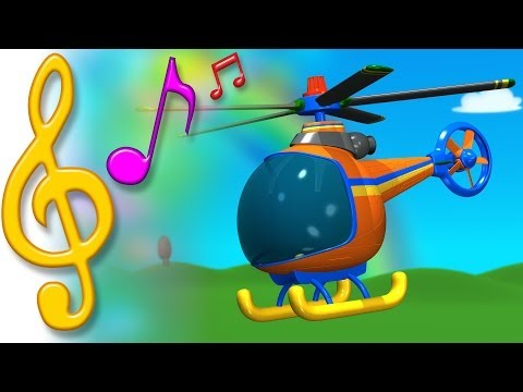 TuTiTu Songs | Helicopter Song | Songs for Children with Lyrics